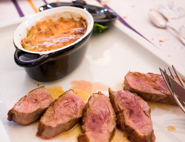 Cuisine magret gratin flickr photo sharing for Gazelle cuisine n 13