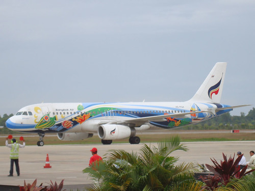 Bangkok Airways Krabi