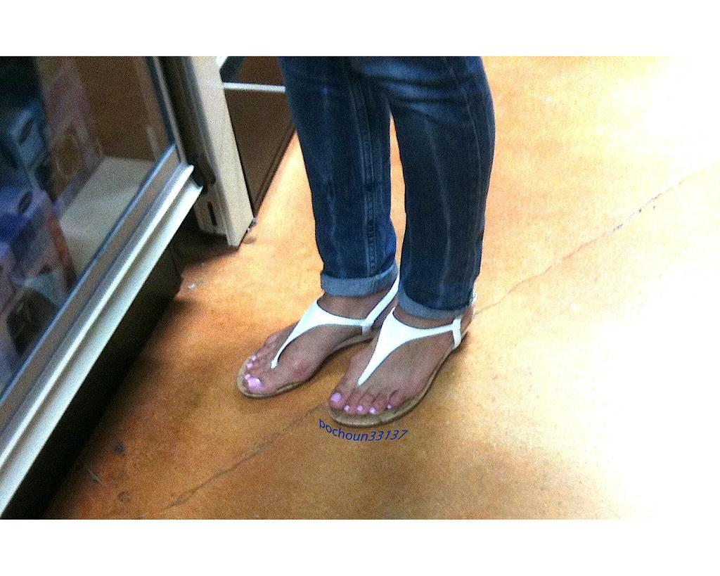 Fetish Foot Latina