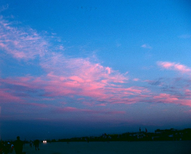 Morning at Edwards AFB 1