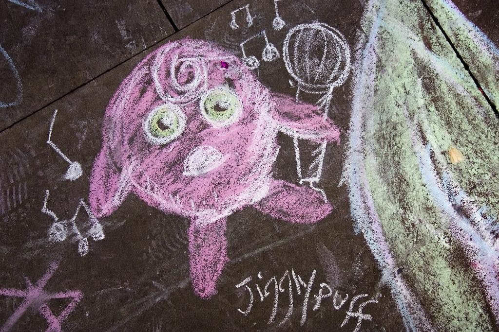 Jigglypuff - Brighton Japan Festival Matsuri 祭