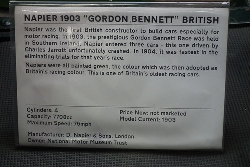 Gordon Bennett photo
