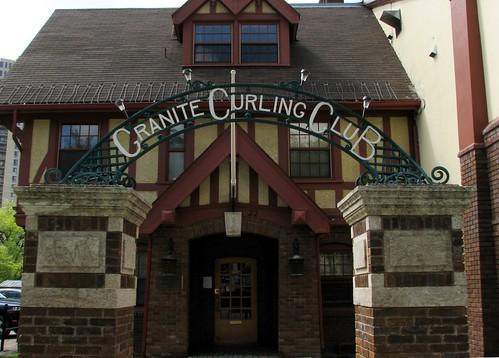 Granite Curling Club, Winnipeg