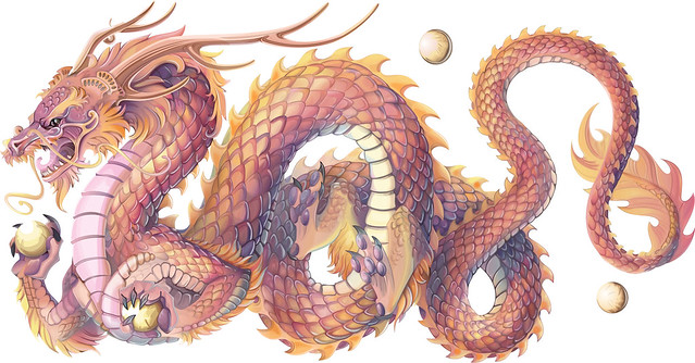 Bhutanese Dragon
