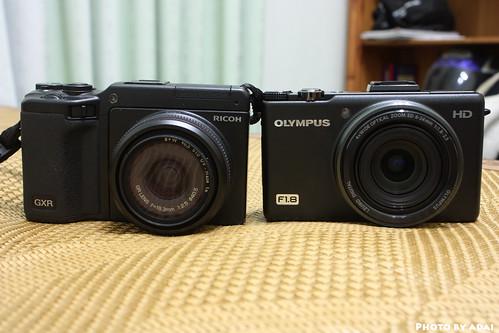 GXR A12 28MM vs XZ-1