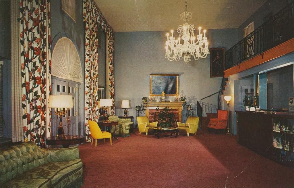 White House Motel, Restaurant & Cocktail Lounge - Newburg, Maryland