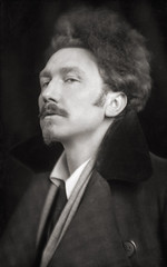 Ezra Pound, 1918, by E.O. Hoppé