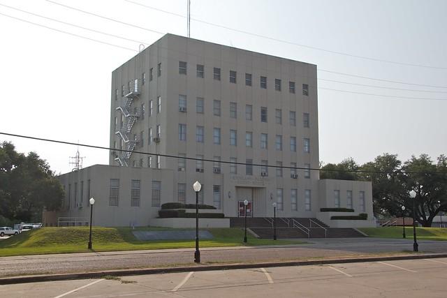 Richland Parish courthouse