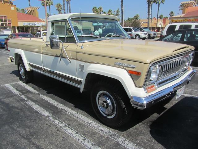1973 Amc J4000 Pickup Trucks