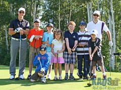 Jr. Golf at the Miskinaw Golf Course 2011