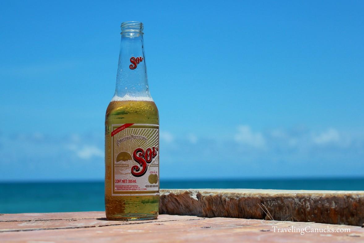 Sol Beer, Mexico