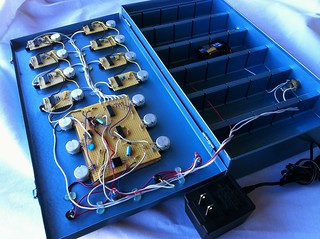 Eight Step Synthesizer
