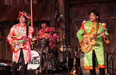 Abbey Road as Sgt. Peppers