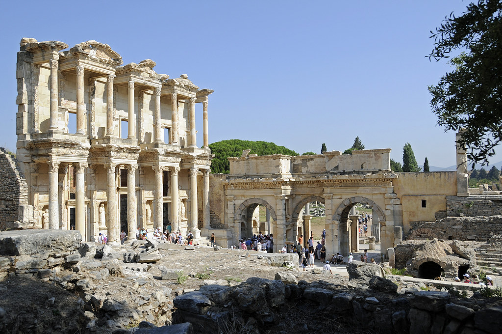 Library of Celsus 1