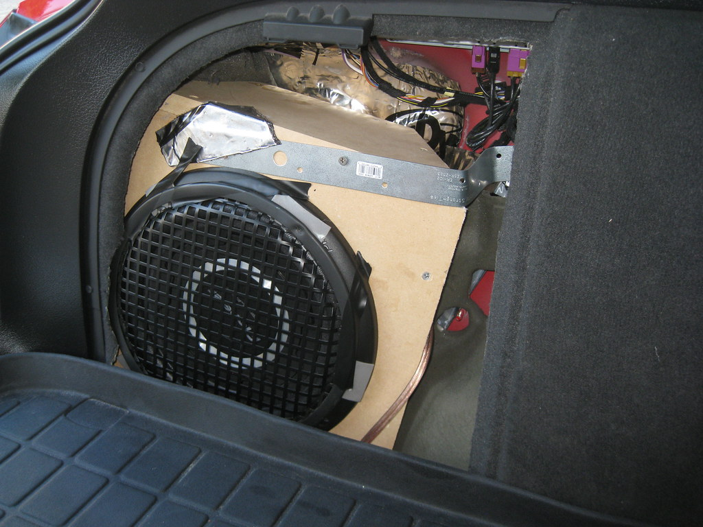 mdf wiring diagram b6 b7 avant sub woofer trunk enclosure  b6 b7 avant sub woofer trunk enclosure