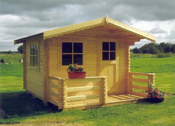 Casas prefabricadas de madera una elecci n inteligente - Casas de maderas prefabricadas ...