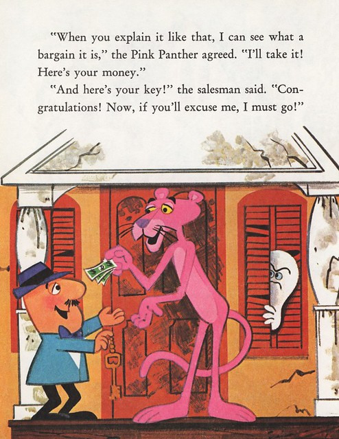 The Pink Panther in the Haunted House00005