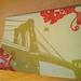 Wedding Thank You Card- Brooklyn Bridge