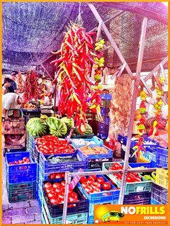 Mercados de Mallorca: el mercado de Alcudia
