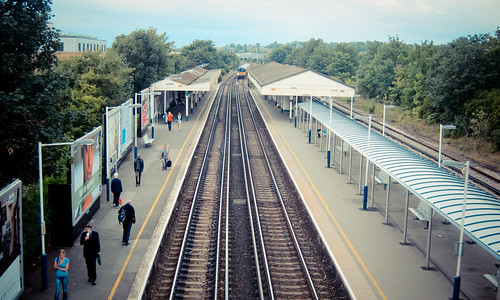 Earlsfield Station Redevelopment 2011