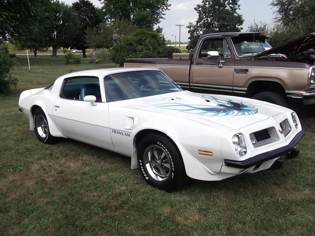 1975 Pontiac Trans Am Firebird 2 Trans Am 1975