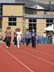 More ladies on the move for a great cause!