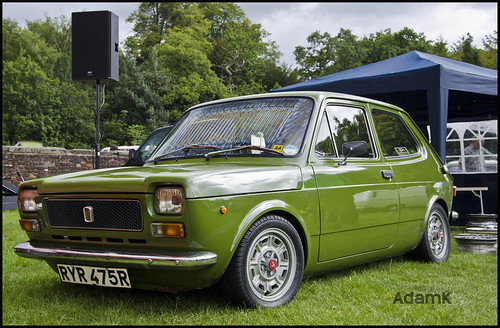 Awesome Fiat 127