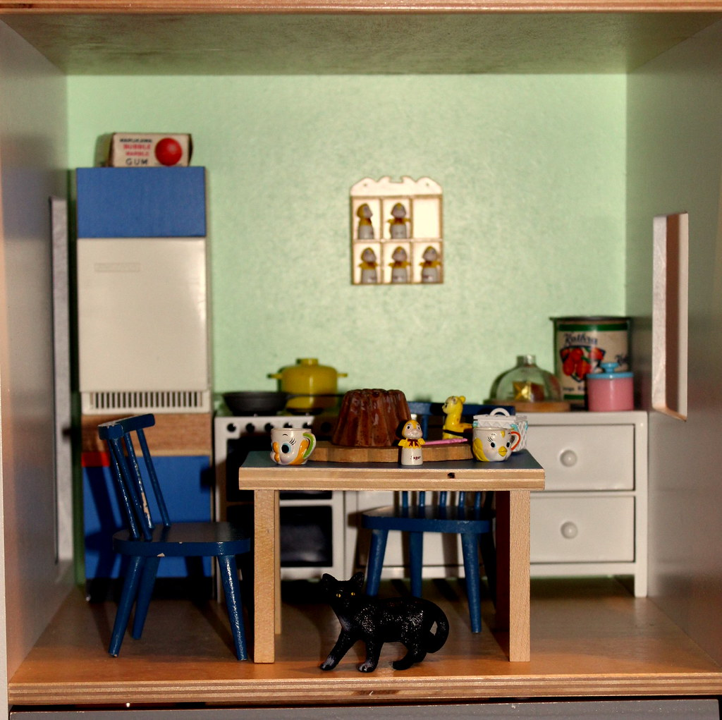ikea lillabo dollshouse blythe. Ikea Lillabo Dollshouse Blythe. The Kitchen. Blythe A L