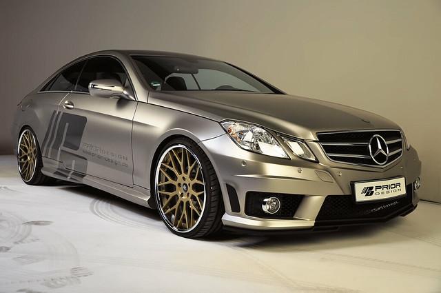 Prior design mercedes benz e class w207 amg flickr for Mercedes benz w207