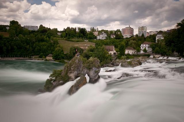 Rheinfall Switzerland