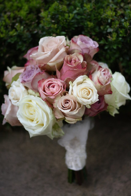 Vintage Rose Bouquet