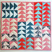Mini Quilt of the Month, July: Flying Geese Quilt