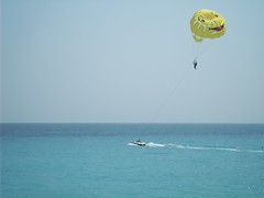 surface water sports, individual sports, sports, sea, parasailing, windsports, extreme sport, water sport,