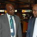 Kenya Government 'Open Data Web Portal' launch: ILRI's Andrew Mude and Kenya Minister Kuti