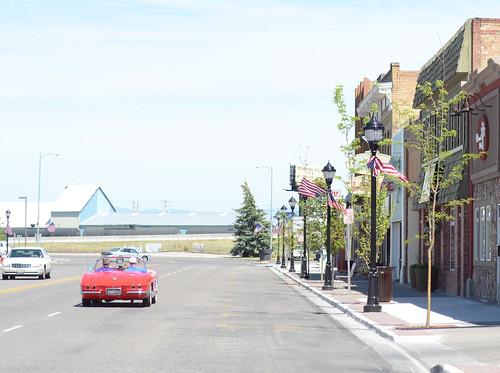 Main Street Rigby