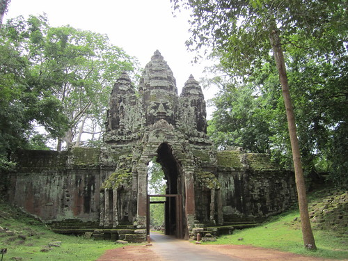 North Gate of Angkor Thom