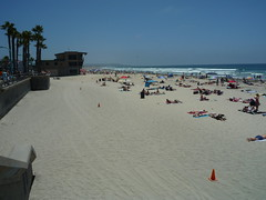Pacific Beach Looking South
