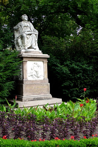 Stadtpark Vienna 維也納市立公園