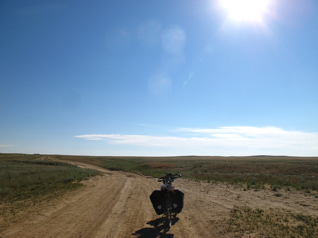 Steppe cycling