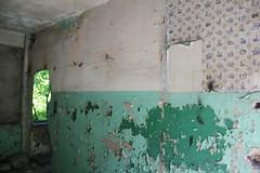 Abandoned factory hall , Wałbrzych  06.07.2011
