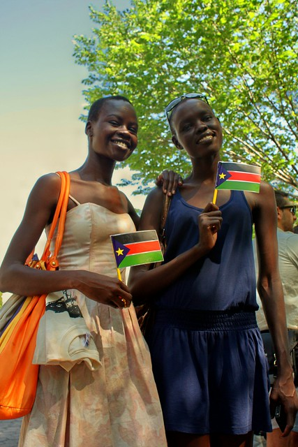 New York City Southern Sudanese Independence Celebration