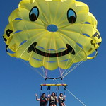 Smiley Parasail