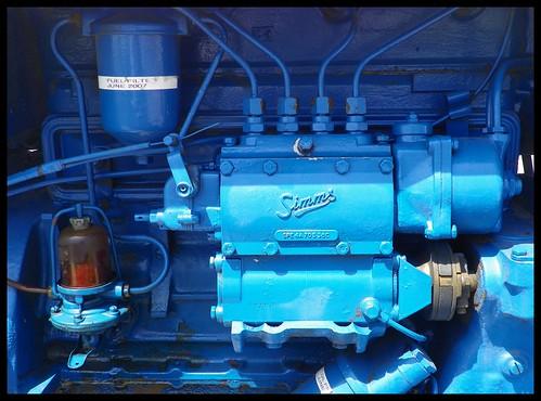 Fordson Major Diesel Engine