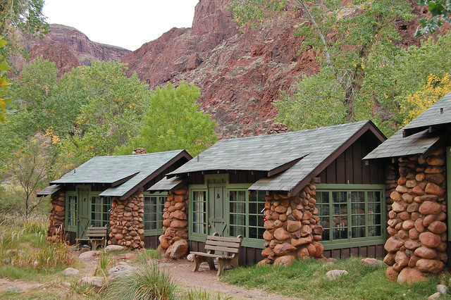 Grand Canyon Phantom Ranch Cabins 0261 Flickr Photo