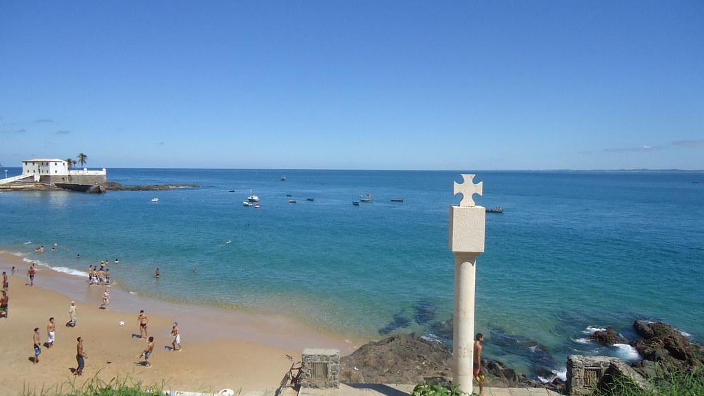 Порто да Барра пляж