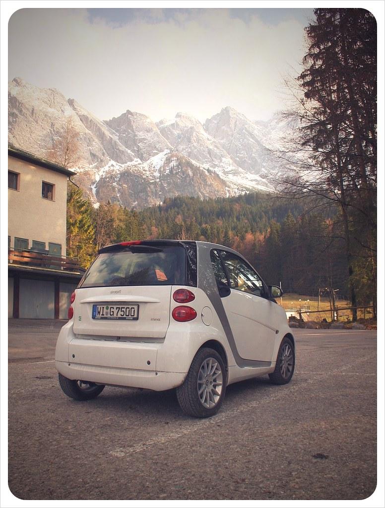 Smart &Zugspitze