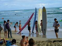 Shots around Waikiki