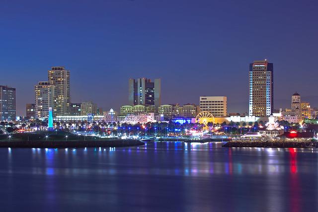 Long Beach blues