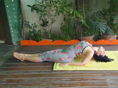 Matsyásana - A Postura do Peixe