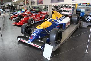 F1-Rennwagen